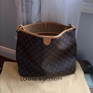 Lois Vuitton Delightful MM